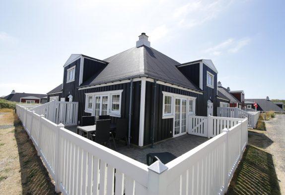 Ferienhaus nah an Strand und Meer, mitten im Herzen von Søndervig