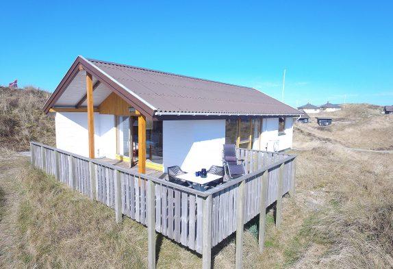 Gemütliches Ferienhaus in guter, strandnaher Lage in Søndervig