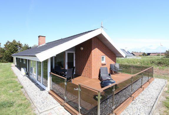 Helles und toll eingerichtetes Haus mit Sauna
