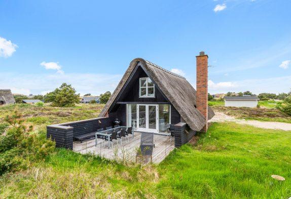 Helles und gemütliches Ferienhaus für 5 Personen in Søndervig